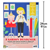 Petit Collage Design Your Own Fashion Magnetic Set