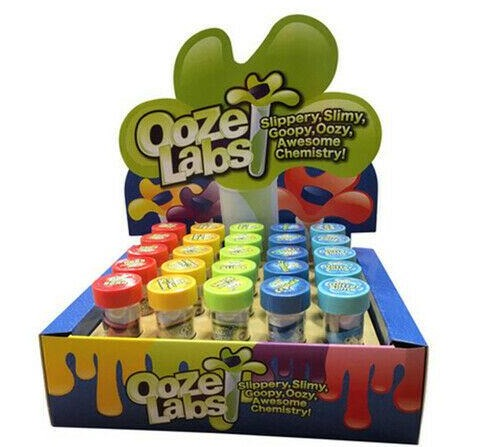 Ooze Labs Slime Tubes - Assorted