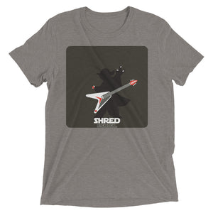 Shred Rebel - Comes in 7 colors - Men's tri-blend