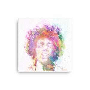 Jimi Colors - On Canvas
