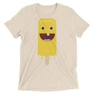 Ice Cream Popsicle - Comes in 14 colors - Men's tri-blend
