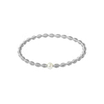 Flexi-Bracelet - Wave Pearl