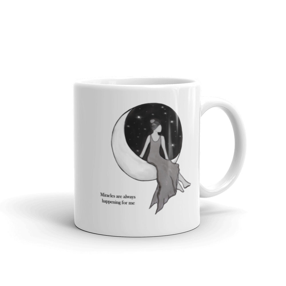 Miracles Are Always Happening For Me Mug