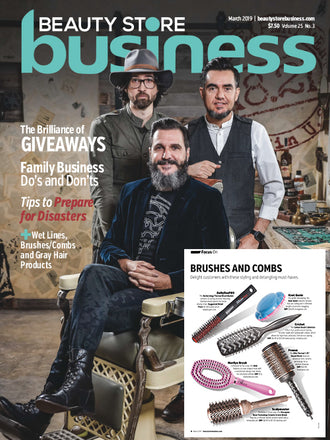 Beauty Store Business | Mar 2019