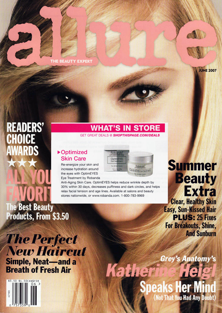 Robanda feat. in Allure June 2007