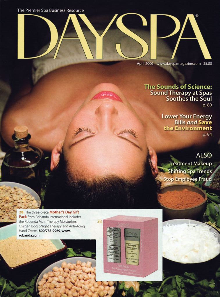 Robanda feat. in DaySpa March 2007