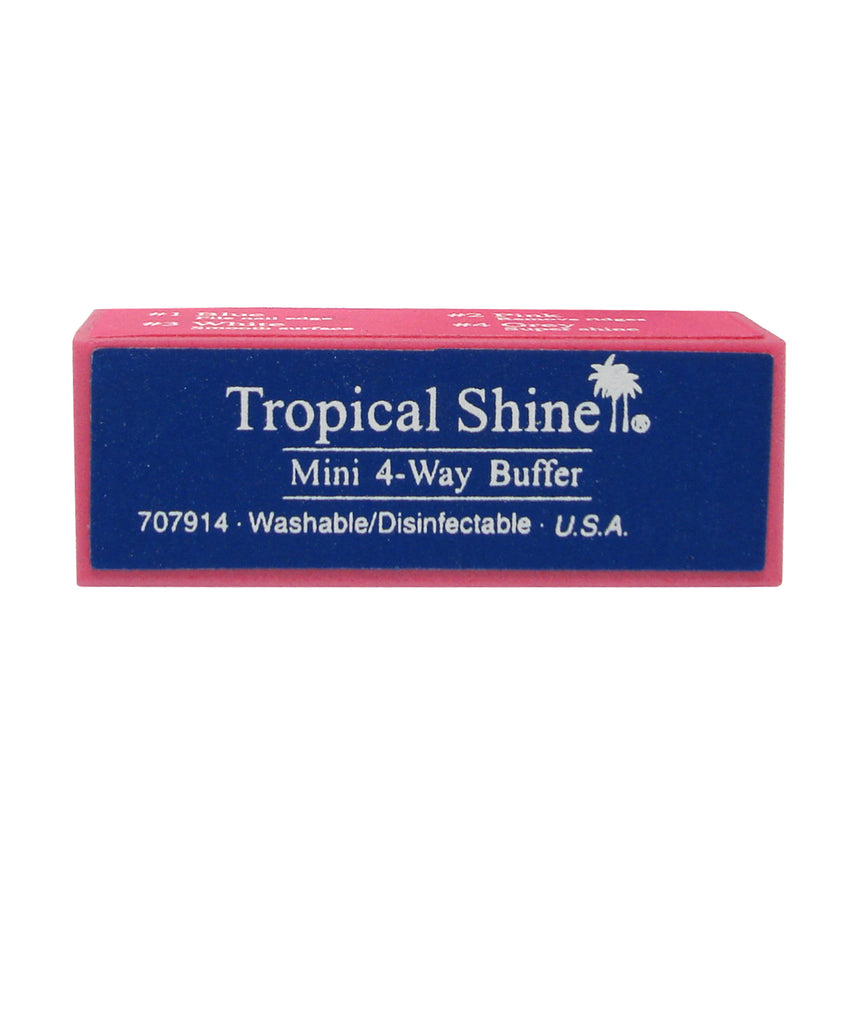 Tropical Shine - Mini 4-Way Buffer Block