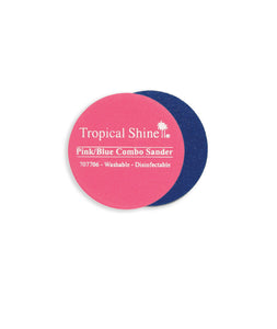 Tropical Shine - Pink/Blue Sander