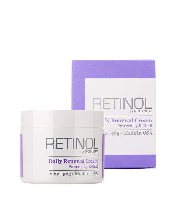 Retinol by Robanda - Daily Renewal Cream