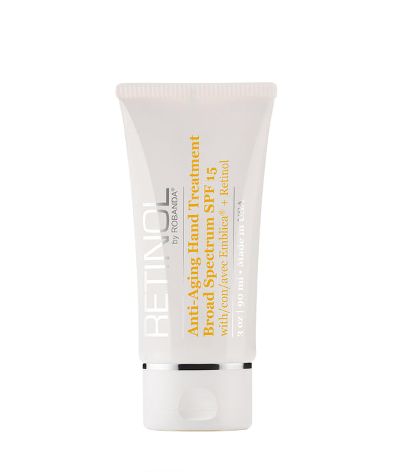 Retinol by Robanda - Anti-aging Hand Treatment