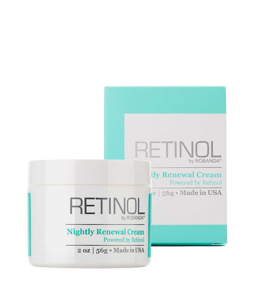 Retinol by Robanda - Nightly Renewal Cream