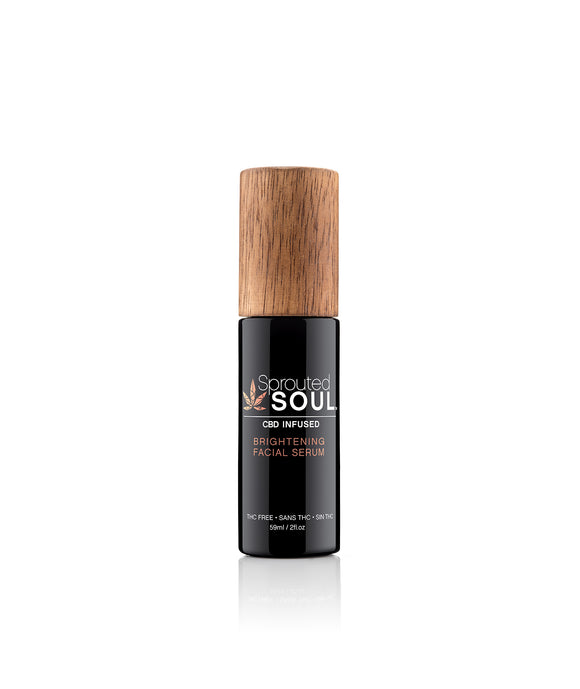 Sprouted Soul - Brightening Facial Serum
