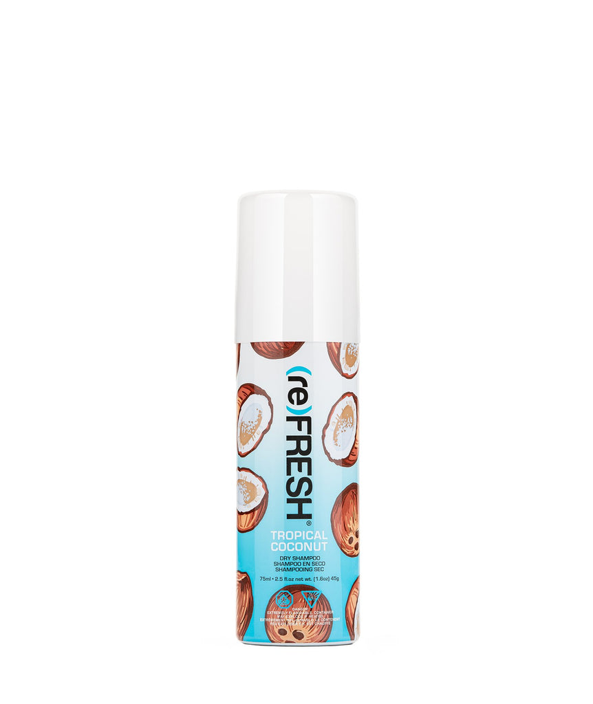 (re)FRESH Dry Shampoo - Tropical Coconut Mini