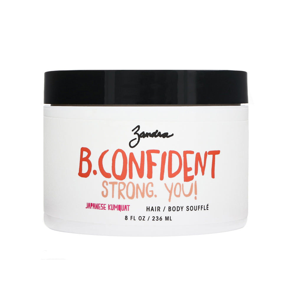 JAPANESE KUMQUAT HAIR & BODY SOUFFLÉ - Zandra