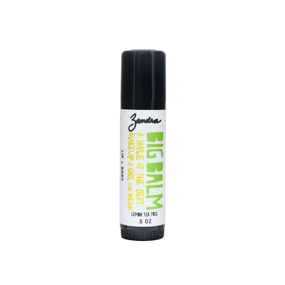 LEMON TEA TREE BIG BALM