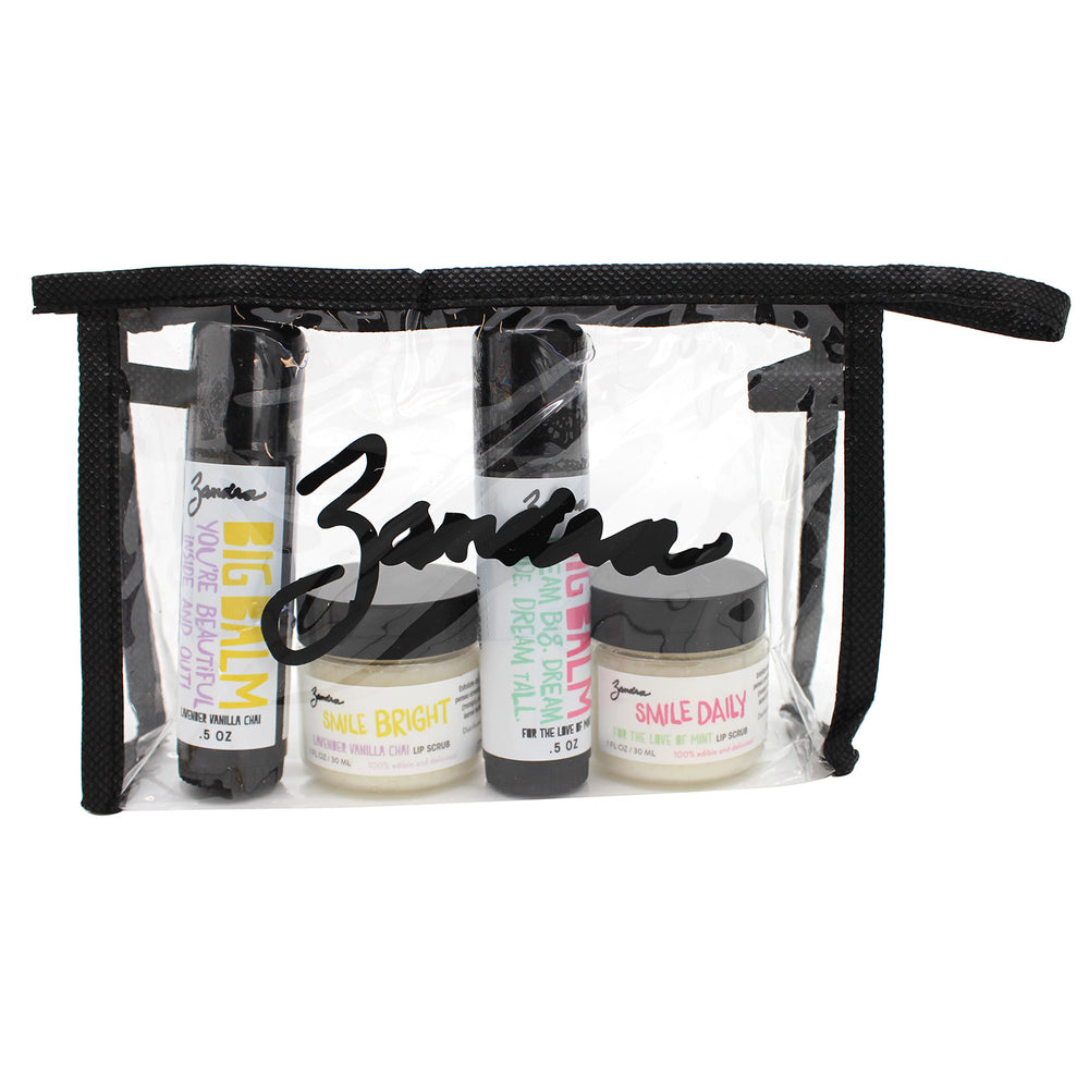ZANDRA LIP CARE KIT - Zandra