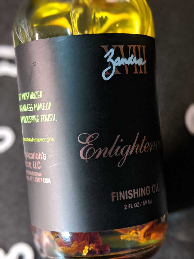 Enlightened Finishing Oil