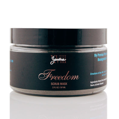 Freedom - Detox Scrub Facial Mask