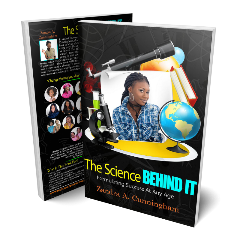 The Science Behind It Book Bundle - Zandra