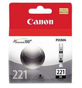 Canon 221  Ink