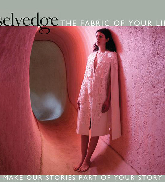 Selvedge Magazine - 87 Folk Art