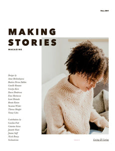 Making Stories - 2: Loving & Caring