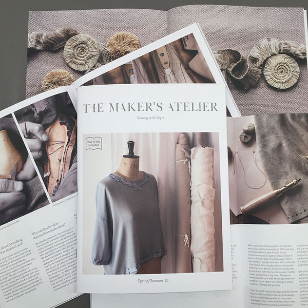 The Maker's Atelier - Spring/Summer 18