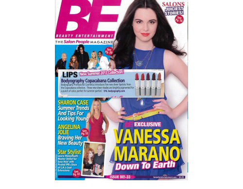 Beauty Entertainment – July 2013
