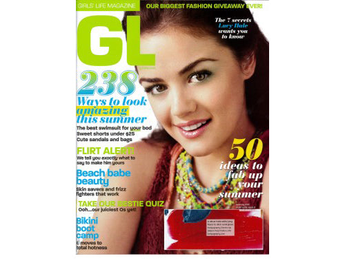 Girls Life – June 2012