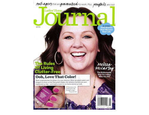 Ladies Home Journal – May 2012