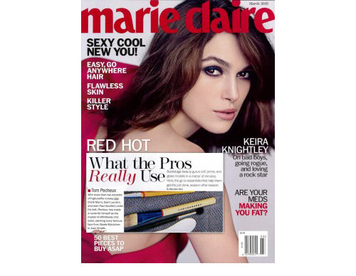 Marie Claire – March 2013