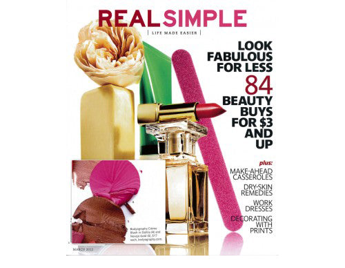 Real Simple – March 2012