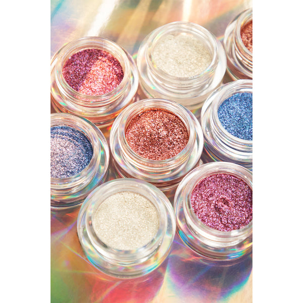 Ambient Lux Glitter Pigments - Bodyography® Professional Cosmetics