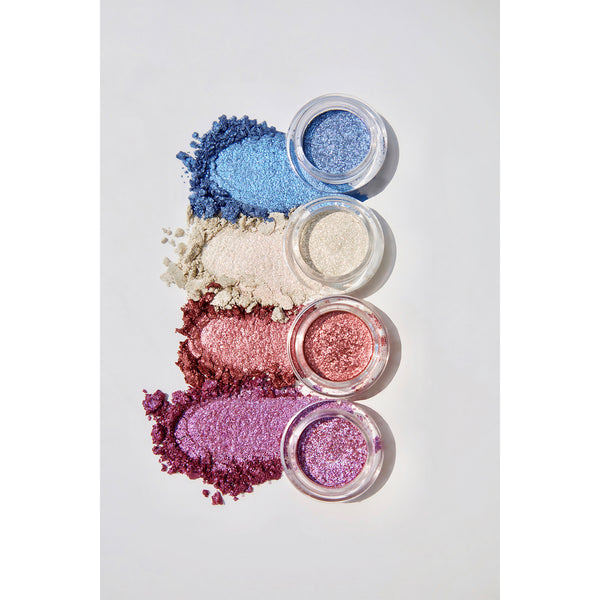Ambient Lux Glitter PigmentSwatches - Bodyography® Professional Cosmetics