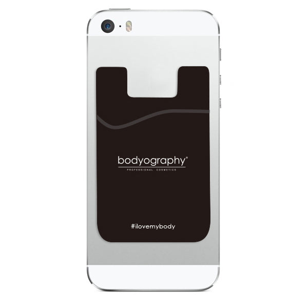 Mobile Phone Card Holder - Bodyography® Professional Cosmetics