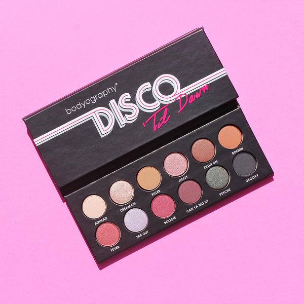 Disco til Dawn Palette - Bodyography® Professional Cosmetics