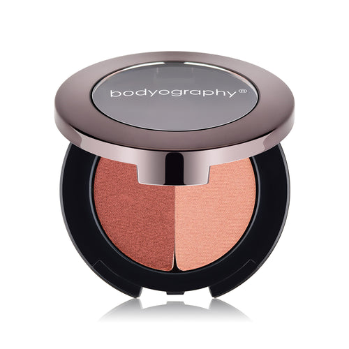 Bodyography Duo Expression Eye Shadow - Copper Mist