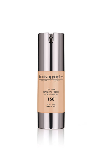 Bodyography Natural Finish Foundation - #150 Light/Med/Warm