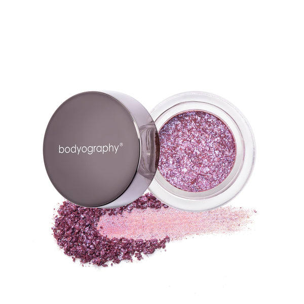 Ambient Lux Glitter Pigment in Aura Glow - Bodyography® Professional Cosmetics