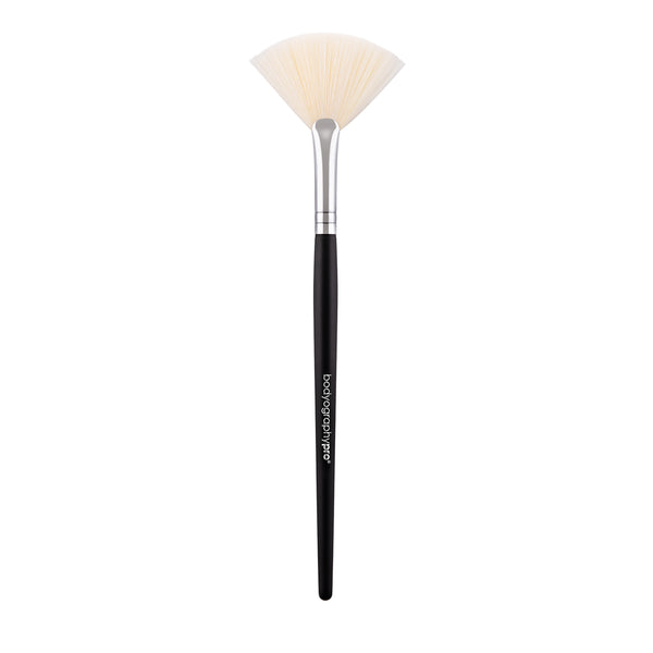 Bodyography Flawless Highlight Duo - Fan Brush