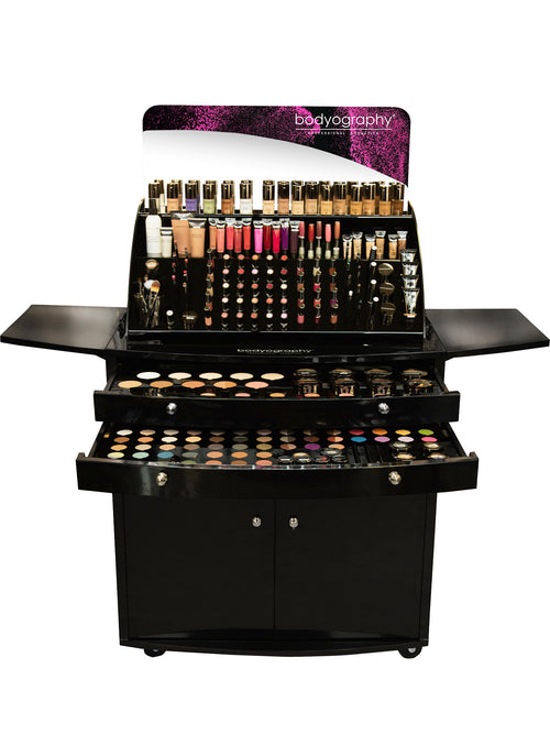 Master Display - Bodyography® Professional Cosmetics