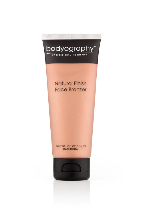Natural Finish Face Bronzer - Bodyography® Professional Cosmetics
