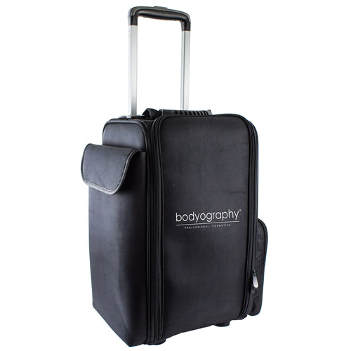 Professional Rolling Case - Bodyography® Professional Cosmetics