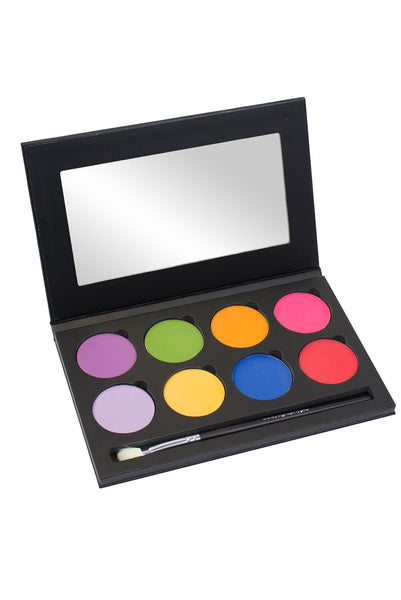 Pure Pigment Palette - Bodyography® Professional Cosmetics