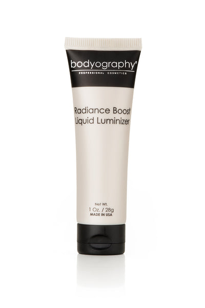 Radiance Boost Liquid Luminizer - Bodyography® Professional Cosmetics