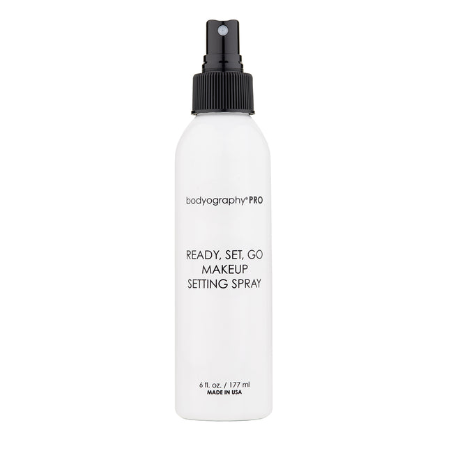 Bodyography Ultimate Finishing Duo - Ready, Set, Go Makeup Setting Spray