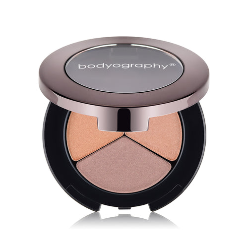 Bodyography Trio Expression Eye Shadow - Capri