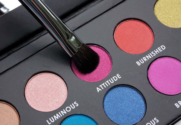 Vivid Bright Palette - Bodyography® Professional Cosmetics