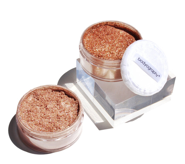 Bodyography Loose Shimmer Powders