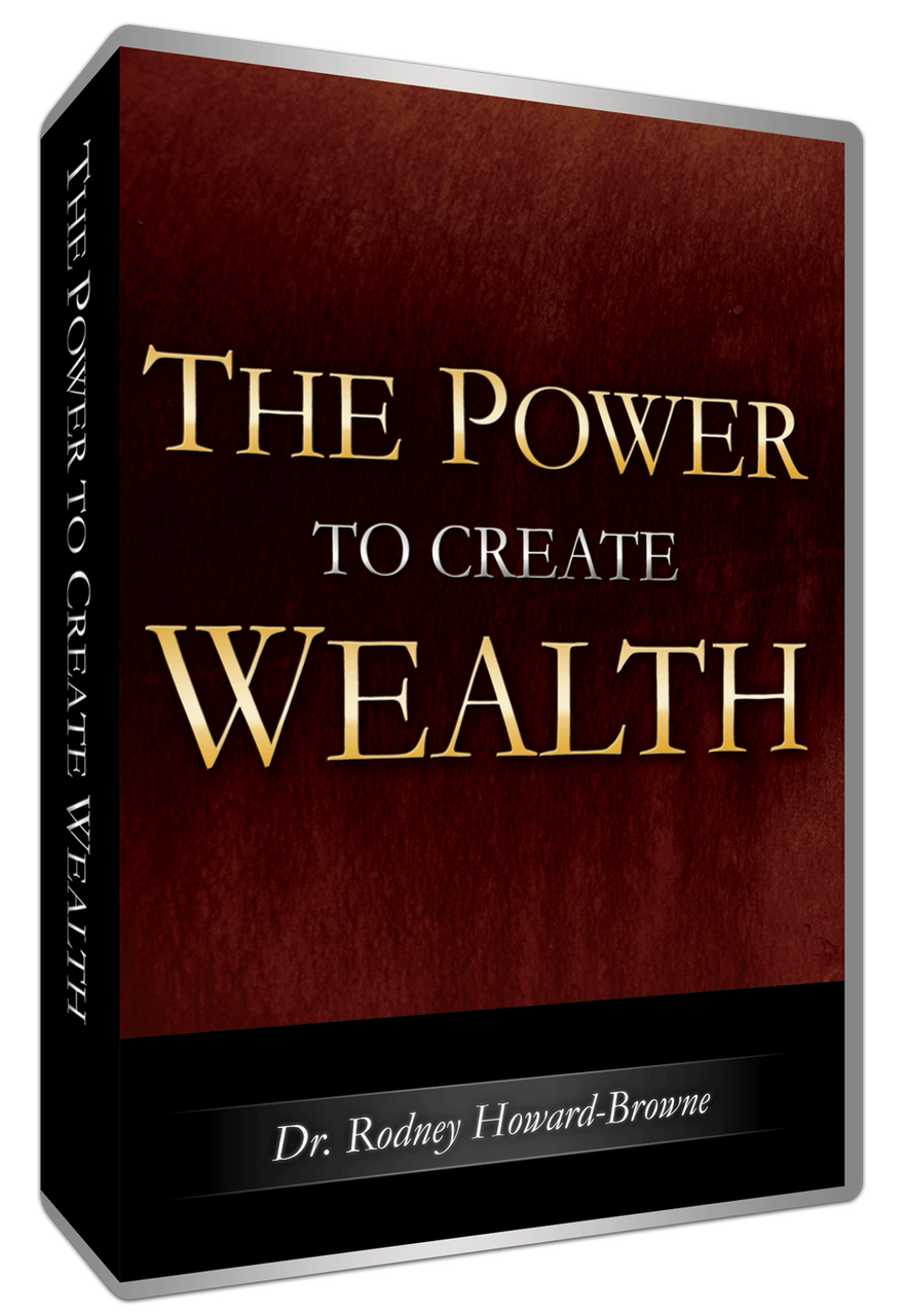 The Power to Create Wealth Audio Download